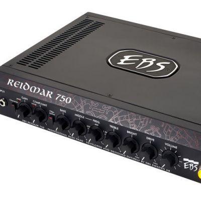 EBS Reidmar 750 Bass Amp Head