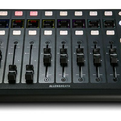 Allen & Heath IP8 remote