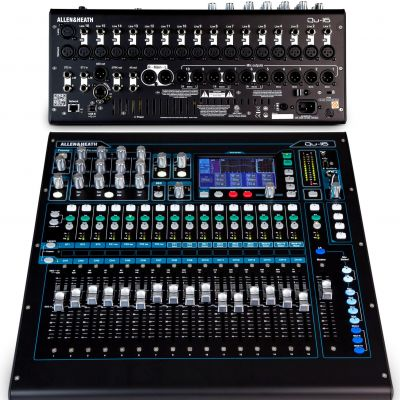 Allen & Heath QU16 Digital Mixing