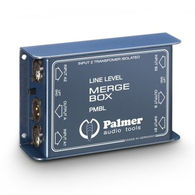 Palmer Merge Box Passive