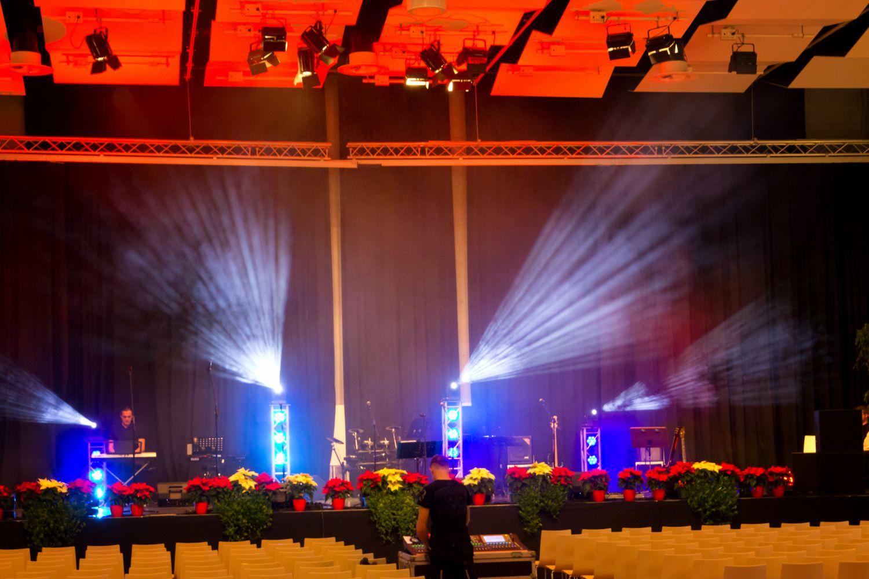 Christmas Concert MMC | Dez. 2017  Modern Music College |Blumenhalle St. Veit