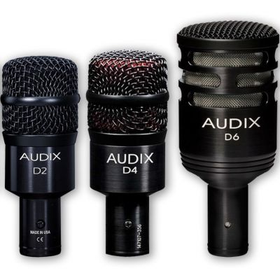 Audix Drum Microphones