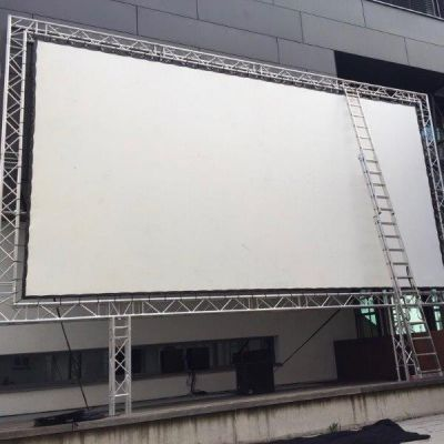 Cinemascreen 8 x 4m